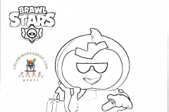 brawl-stars-coloring-pages-Agent-P