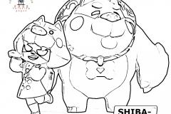 brawl-stars-coloring-pages-Shiba-nita